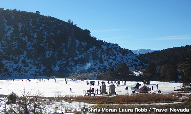 ケーブ・レイク州立公園 Cave Lake State Park