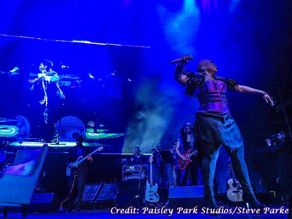 Prince:ライブ・オン・ビッグスクリーン @ターゲットセンター