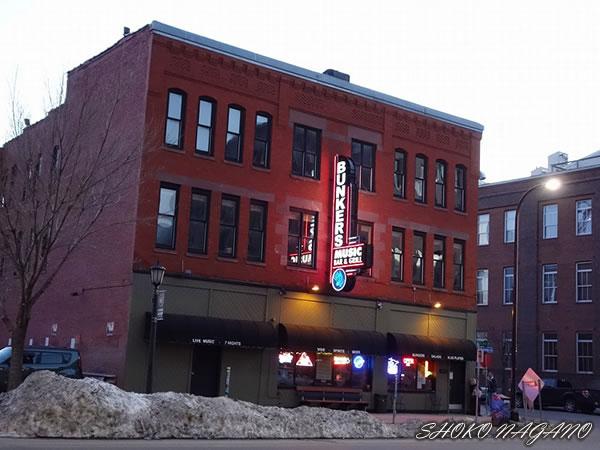 Bunker's Music Bar & Grill