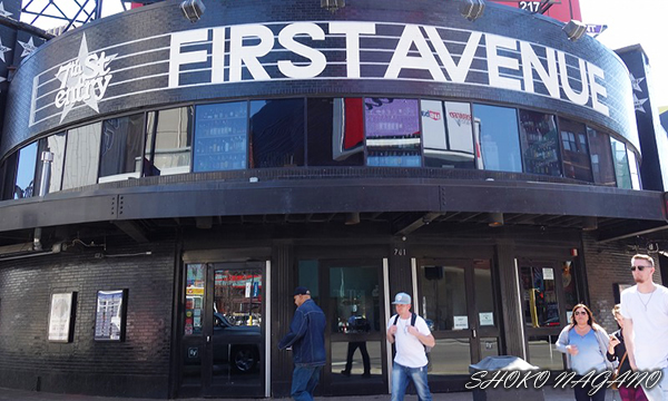 ファースト・アベニュー First Avenue & 7th Street Entry