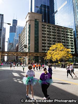 シカゴ マラソン Chicago Marathon
