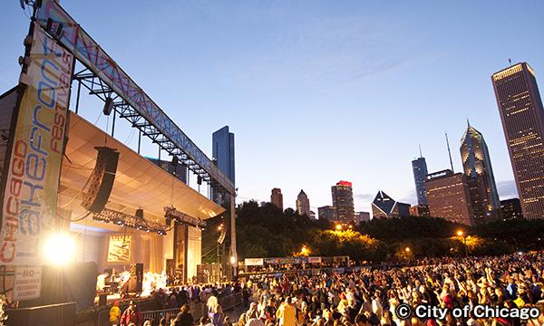シカゴ・ブルース・フェスティバル Chicago Blues Festival