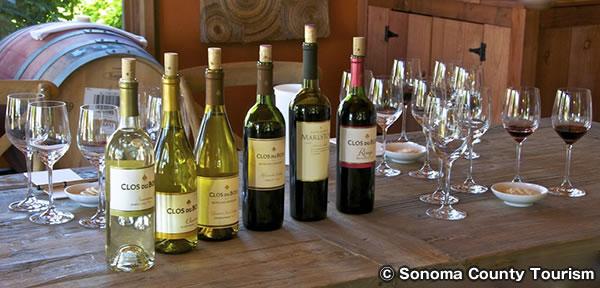 クロ デュ ボワ ワイナリー Clos du Bois Winery