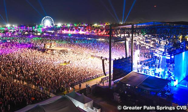 コーチェラ・ヴァレー・ミュージック・アンド・アーツ・フェスティバル(Coachella Valley Music and Arts Festival)