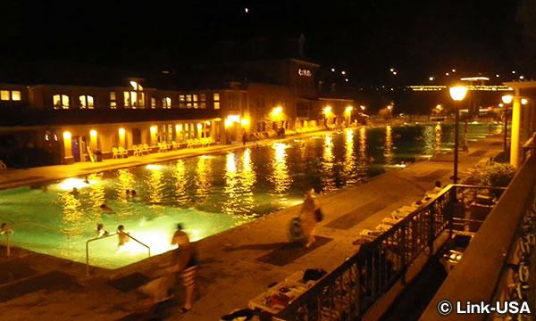 グレンウッド・ホットスプリングス・プール Glenwood Hot Springs Pool