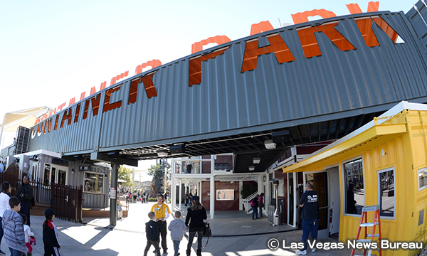 ダウンタウン コンテナパーク Downtown Container Park