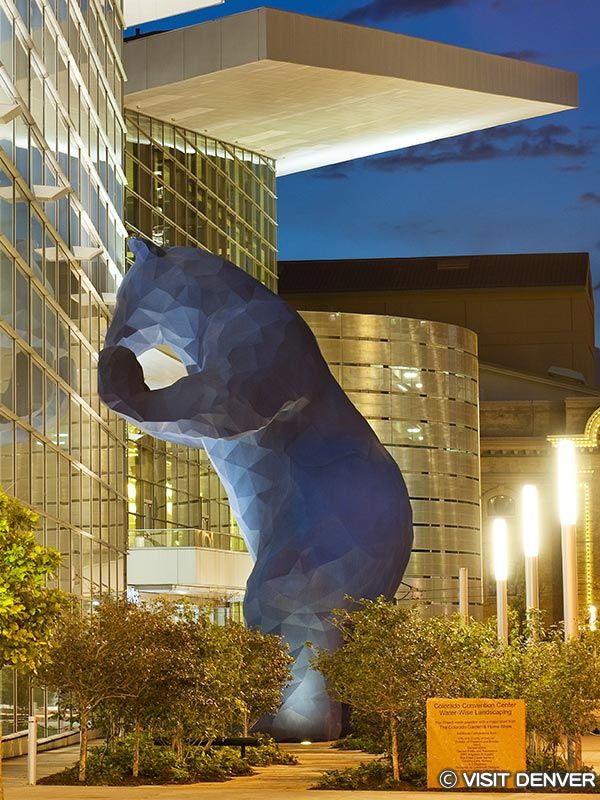 コロラド コンベンション センター The Colorado Convention Center