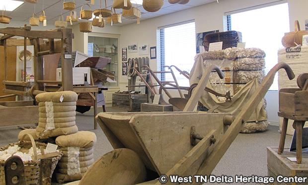 ウエスト・テネシー・コットン West Tennessee Cotton