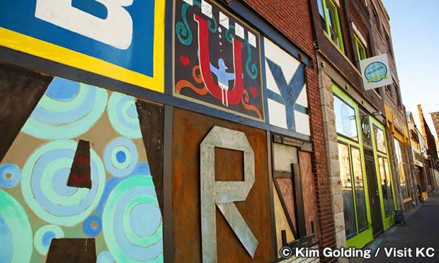 クロスロード・アート地区 Crossroads Arts District
