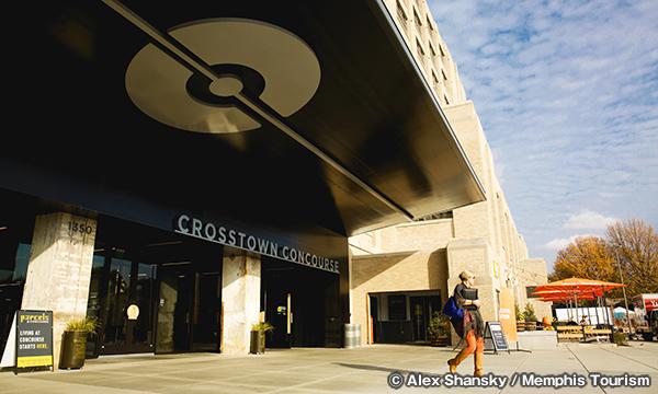 ロスタウンコンコース Crosstown Concourse