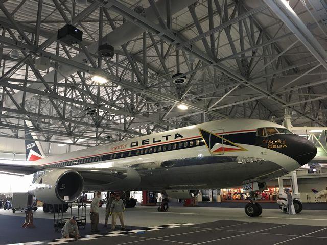 Delta Flight Museum-11