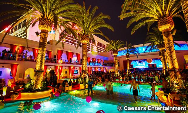 ドレイズ ビーチクラブ & ナイトクラブ Drai's Beachclub and Nightclub