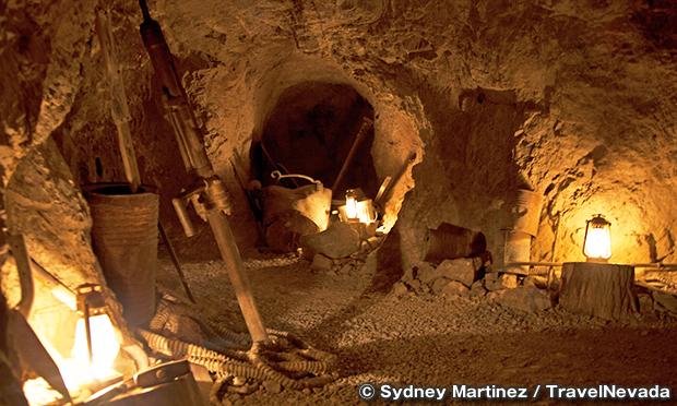 テカティカップ・マイン Techatticup Mine