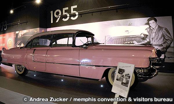 プレスリー・モーターズ自動車博物館 Presley Motors Automobile Museum