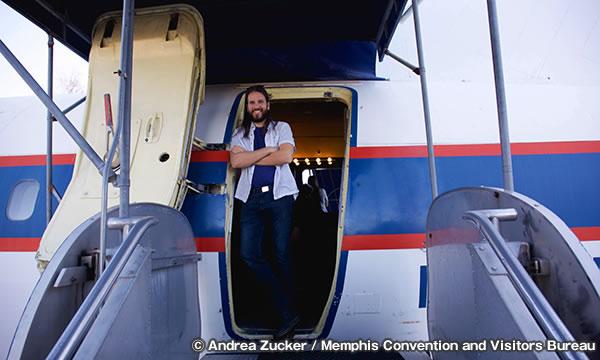 エルビス プレスリーズ メンフィス エルビス・プレスリーの自家用ジェット機