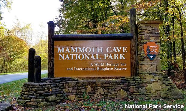 マンモス・ケーブ国立公園 Mammoth Cave National Park