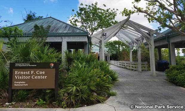 アーネスト F. コー・ビジター・センター Ernest F. Coe Visitor Center