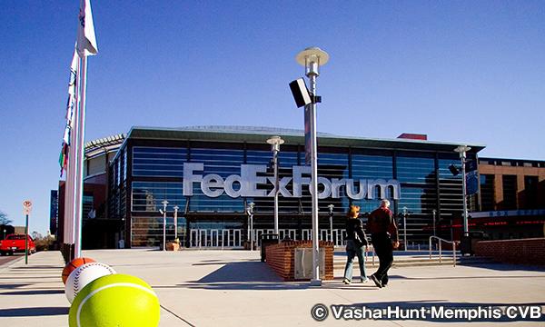 フェデックス・フォーラム FedEx Forum