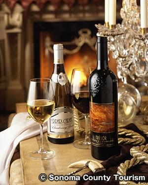 フェラーリ カラーノ ビンヤーズ アンド ワイナリー Ferrari-Carano Vineyards and Winery