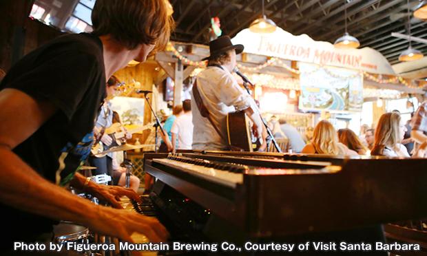 フィゲロア マウンテン ブリューイング タップルームス Figueroa Mountain Brewing Taprooms