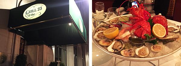 ワシントンD.C. フィラデルフィア ボストン の旅 2015 ボストン/ホテル&レストラン編