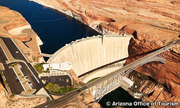 グレンキャニオン ダム Glen Canyon Dam