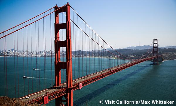 ゴールデンゲート・ブリッジ Golden Gate Bridge