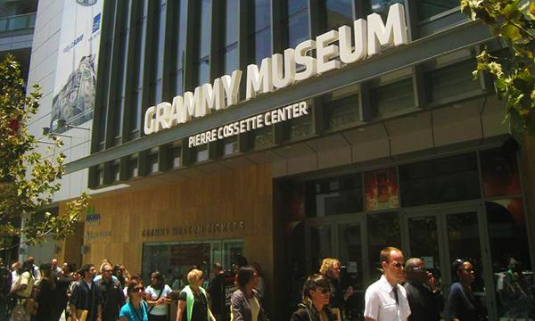 グラミー・ミュージアム The Grammy Museum