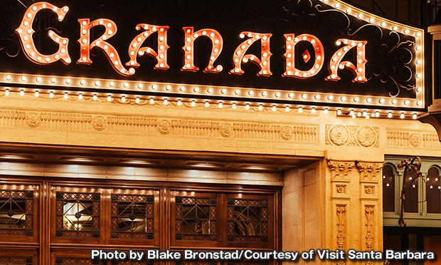 グラナダ劇場 The Granada Theatre