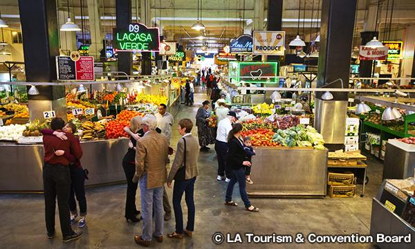 グランド セントラル マーケット Grand Central Market