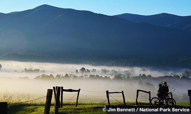 グレート・スモーキー・マウンテンズ国立公園 Great Smoky Mountains National Park