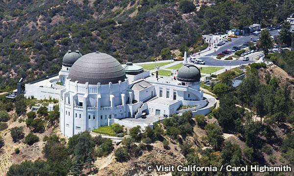 グリフィス天文台 Griffit Observatory