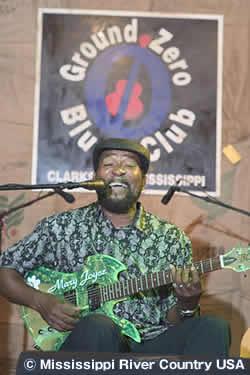 グラウンド・ゼロ・ブルース・クラブ Ground Zero Blues Club