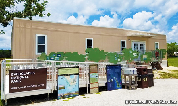 ガルフ・コースト・ビジター・センター Gulf Coast Visitor Center