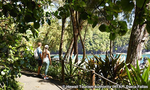 ハワイ熱帯植物園