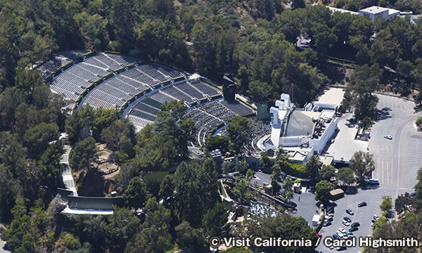 ハリウッドボウル Hollywood Bowl