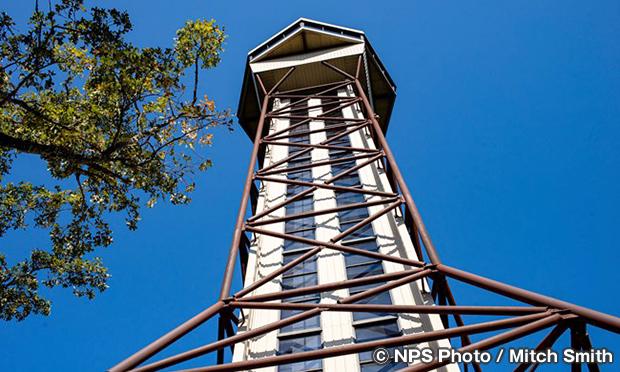 ホットスプリングス・マウンテン・タワー Hot Springs Mountain Tower