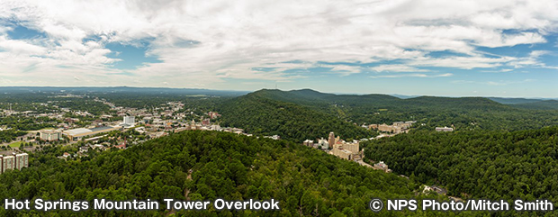 Hot Springs Mountain Tower Overlook