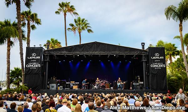 ハンフリーズ・コンサート・バイ・ザ・ベイ Humphreys Concerts by the bay