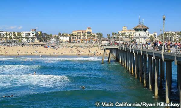 ハンティントン・ビーチ Huntington Beach