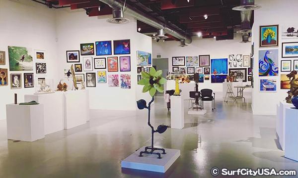 ハンティントンビーチ アートセンター Huntington Beach Art Center