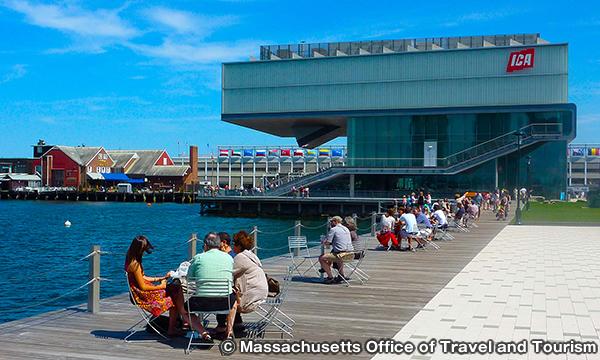 ボストン・コンテンポラリーアート美術館(ICAボストン) The Institute of Contemporary Art Boston