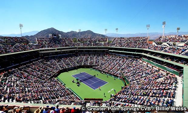 インディアンウェルズ・テニス・ガーデン Indian Wells Tennis Garden