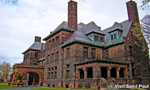 ジェームズJヒル邸 James J Hill House