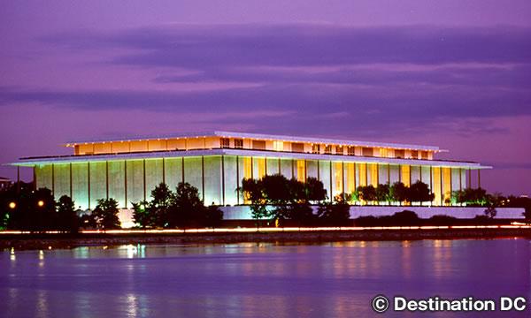ジョン・F・ケネディ・センター John F. Kennedy Center