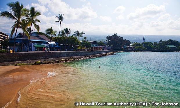 カイルアコナ Kailua-Kona