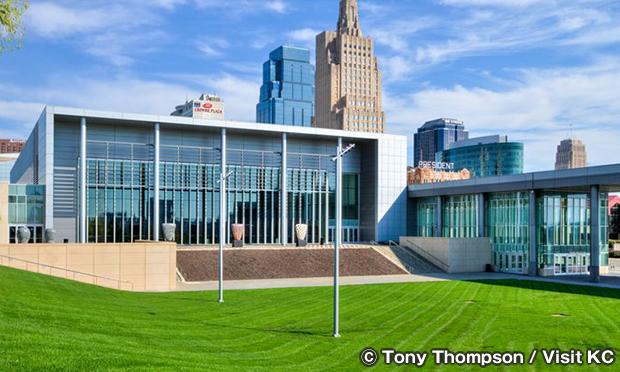 カンザスシティ・コンベンションセンター The Kansas City Convention Center
