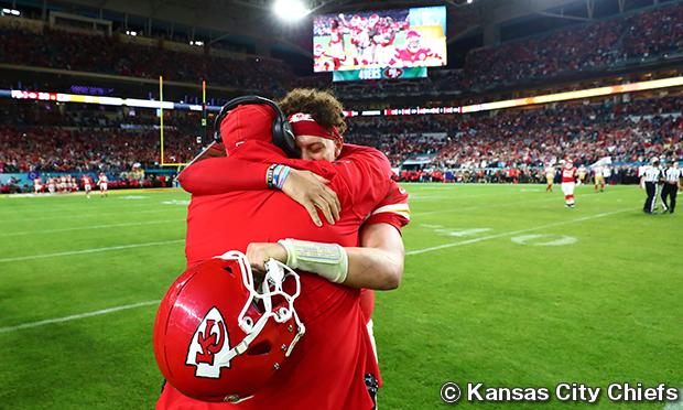 カンザスシティ・チーフス Kansas City Chiefs