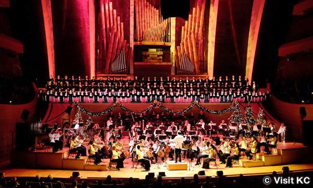 カンザスシティ・シンフォニー Kansas City Symphony