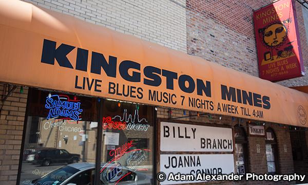 キングストンマインズ Kingston Mines